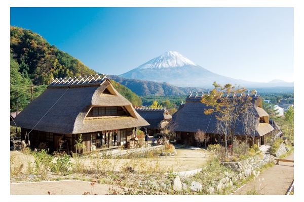 Экскурсионная Япония + восхождение на Фудзи