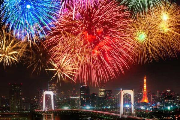 Погружение в Японию: Новый Год 2018