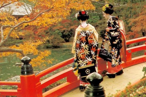Токио + Киото. Клёны